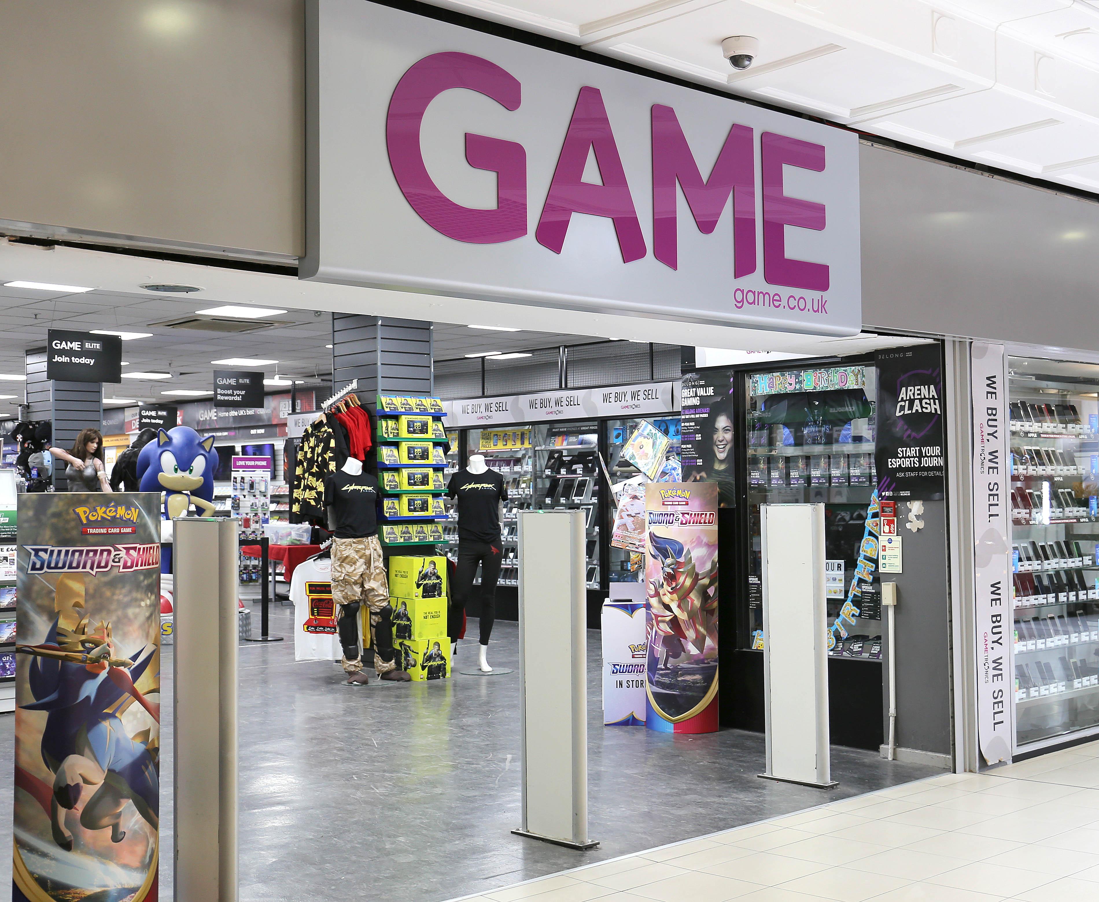 Game Shop Lübeck
