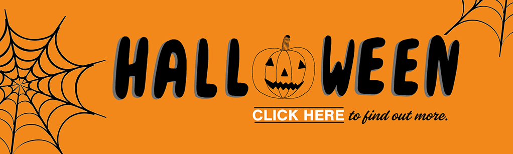 Halloween website Banner – Prospect Centre